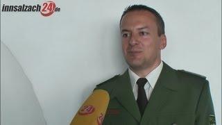 preview picture of video 'Ein neuer Polizeichef für Mühldorf'