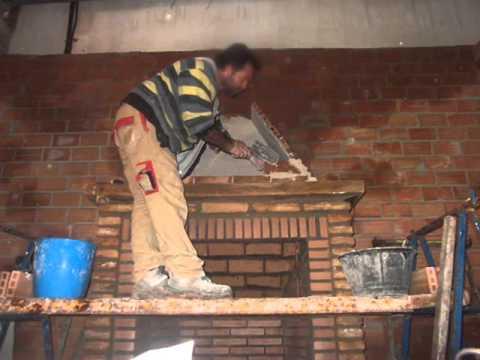 Chimenea for Construccion de chimeneas de lena