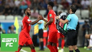 Is Raheem Sterling being benched for England