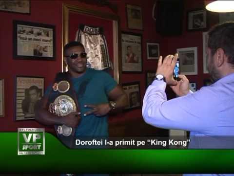 "Doroftei l-a primit pe ""King Kong"""