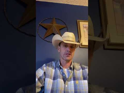 Man explains that the beef industry is heading to a downturn that affects the quality of the meat your buy at the super market.