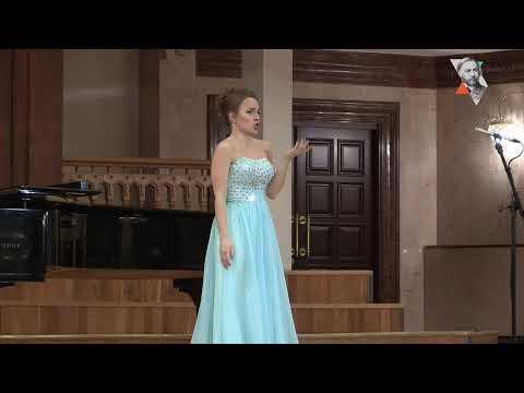 XXVI Международный конкурс вокалистов имени М.И. Глинки 13.04.2019 Казань Часть 2