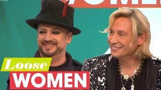 Boy George And Marilyn On Friendship, Music And Tough Times | Loose Women