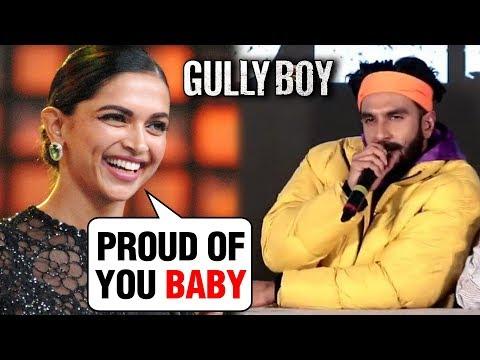 Deepika Padukone EPIC REACTION On Ranveer Singh As
