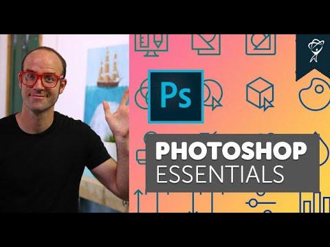 Learn Adobe Photoshop CC Essentials, Complete Online Training ...