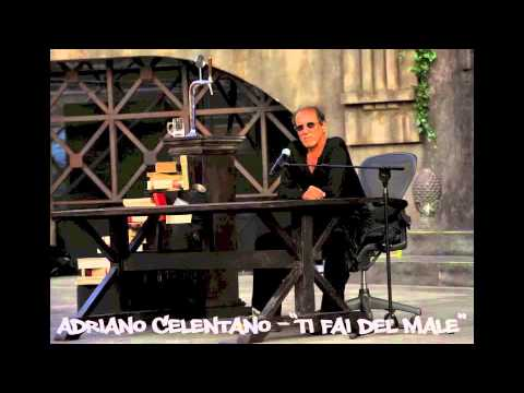 Adriano Celentano – Ti fai del male (with lyrics/parole in descrizione)