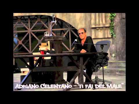 Adriano Celentano - Ti fai del male (with lyrics/parole in descrizione)
