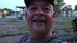 Vlog 16-Lost CIty/Quad Castle-Fpv Freestyle-Detroit Quad Crew