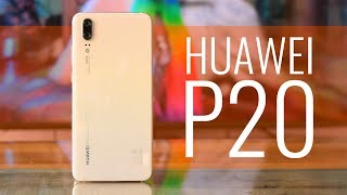 Обзор Huawei P20 - Спустя неделю. Тесты камер