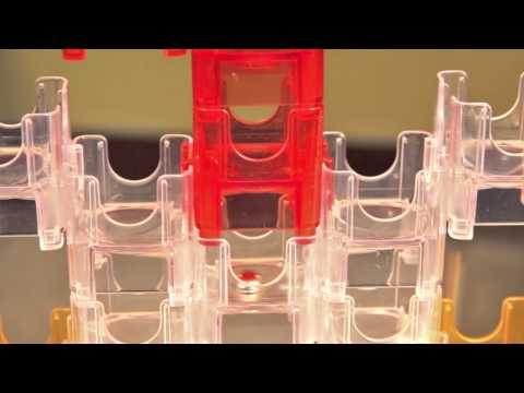 Youtube Video for Marble Q-BA-Maze - Clever 3 Cube System