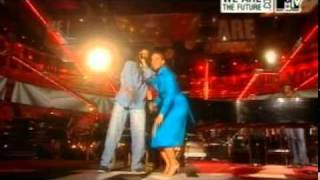 alicia keys & Julian marley - war (live).mpg