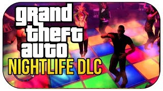 GTA Online NIGHTCLUB DLC - EVERYTHING WE KNOW! (Nightlife Update)