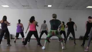 Warano-Style - Maître Gimms - Zumba Choreography - Sandra Samaison