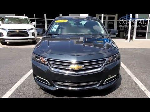 Pre-Owned 2018 Chevrolet Impala 4dr Sdn LT w/1LT