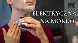 Czy golenie na mokro maszynką elektryczną ma sens? – Czas Gentlemanów