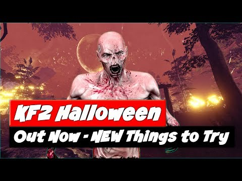 Killing Floor 2 Grim Treatments | NEW Things You Should Try
