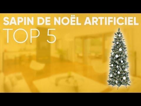 TOP5 : MEILLEUR SAPIN DE NOËL ARTIFICIEL (2018)