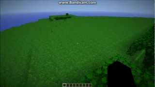 Minecraft - The Edge of the Map - Where minecraft ends