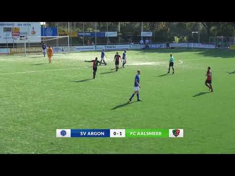 Argon - FC Aalsmeer
