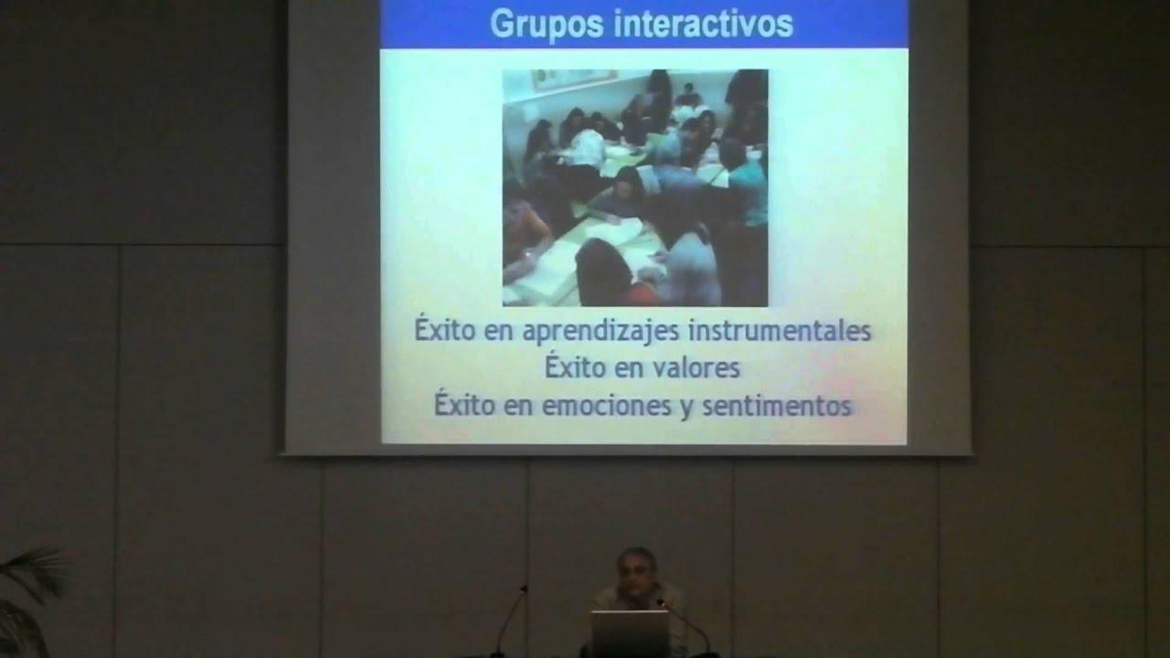 Educación Inclusiva. Charla-coloquio con Ramón Flecha