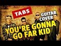The Offspring - You're Gonna Go Far Kid (Fingerstyle Guitar Cover)