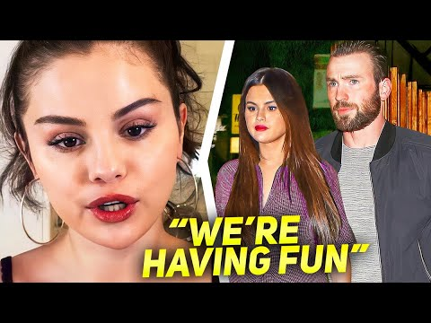 Selena Gomez Finally Speaks On Dating Chris Evans