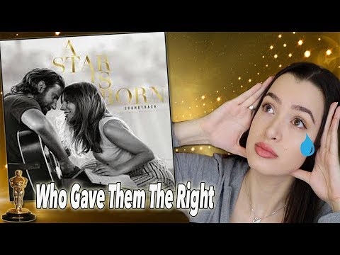 """A Star is Born""~ Soundtrack Reaction"