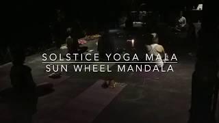 108 Sun Salutations on 21 June 2019 ~ International Day of Yoga