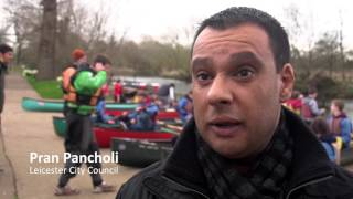 Some great initiatives from British Canoeing to get more people involved in our sport
