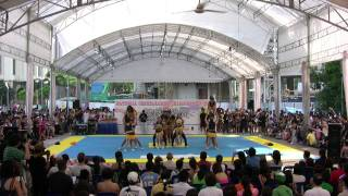 (Official Videos) Cheerobics 2009 Senior High Division Team Category, Adastra