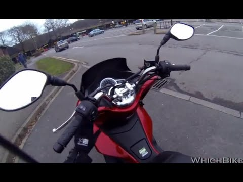 Honda PCX 125  - 2014/2015 model - Full detailed owners review and scooter walkaround
