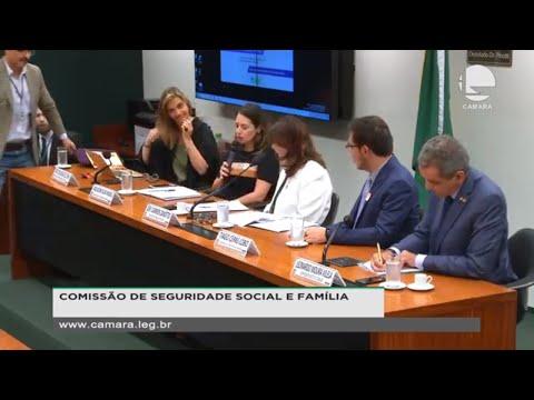 Seguridade Social e Família - Financiamento das mamografias de rastreamento - 22/10/2019 - 15:34