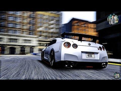 GTA:5 - Realistic Graphics Mod REDUX 1 3 + Custom