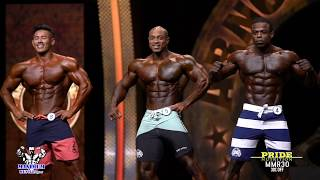 First Call Outs Mens Physique | Arnold Classic 2020