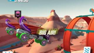 HOT WHEELS RACE OFF DragonBlaster / RD02 Gameplay Android / iOS