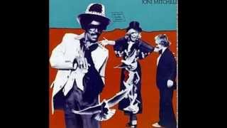 JONI MITCHELL : Don Juan's Reckless Daughter FULL ALBUM