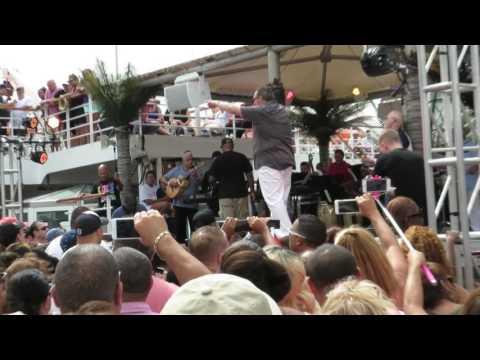 Salsa Cruise 2016 - Tito Nieves & Jerry Rivas