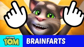 Talking Tom Brainfarts - My Wonderful Helping Hands