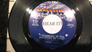 FOUR TOPS STANDING IN THE SHADOWS OF LOVE