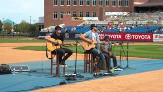 Do It Like This -Chase Rice 8/23/15 Blue Rocks