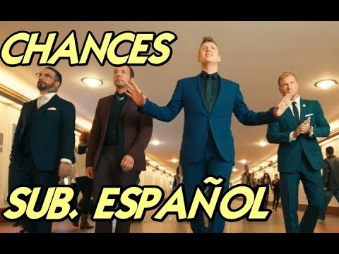 Backstreet Boys - Chances Subtitulada Español
