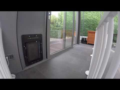 Petwalk Hundeklappe smartdoor