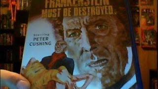 Weekend Blu-ray & DVD Pickups (More Hammer Horror, Nightmare on Elm Street Box Set & More!)