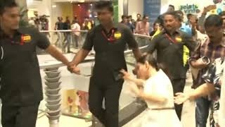 Kajol Epic Fall in Mall.Then and Now