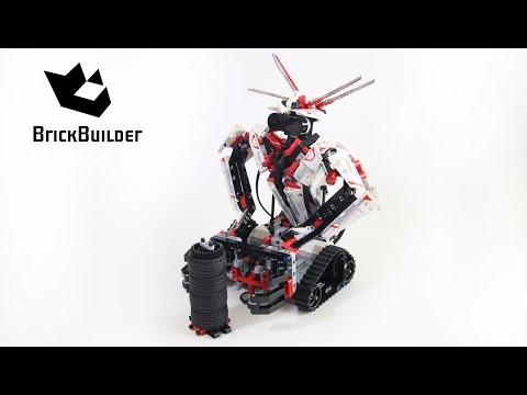 Vidéo LEGO Mindstorms 31313 : Mindstorms EV3