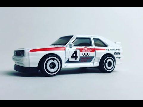 Hot Wheels NEW 1984 Audi Sport Quattro Review