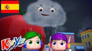 Video Canciones Infantiles   Lluvia, Lluvia, Vete Ya   Dibujos Animados para Niños    KiiYii en Español MP3, 3GP, MP4, WEBM, AVI, FLV Agustus 2019