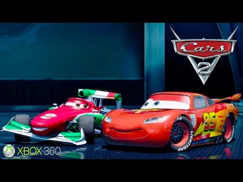 Disney Pixar Cars 2 - Xbox 360 / Ps3 Gameplay (2011)