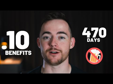 10 Benefits Of 470 Days after Quitting Drinking Alcohol