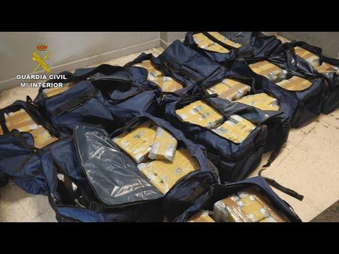 Estibadores ayudaban a los narcos a introducir droga por Algeciras